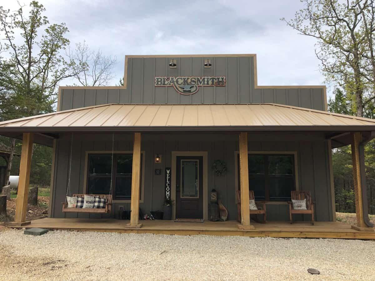 Image of Airbnb rental in Hermann, Missouri