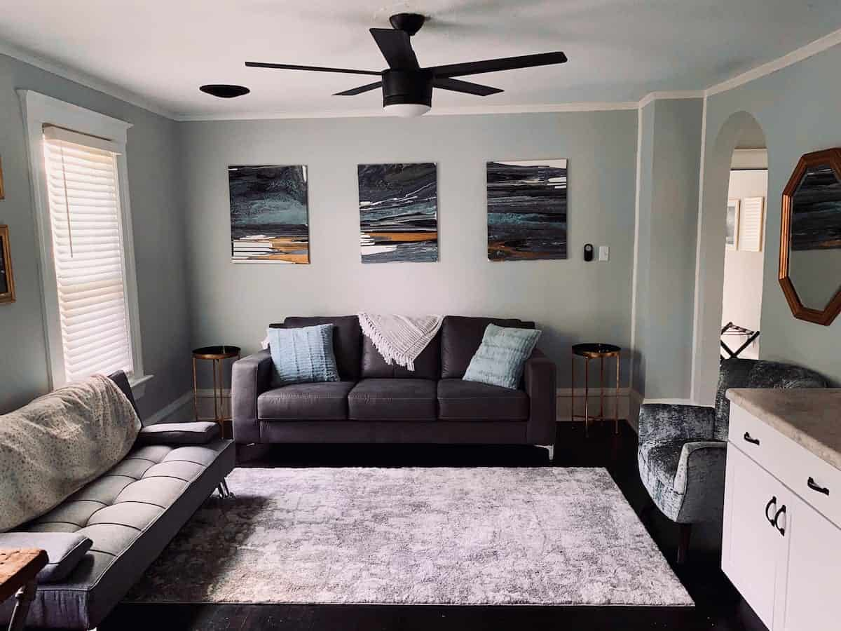 Image of Airbnb rental in Cedar Rapids, Iowa
