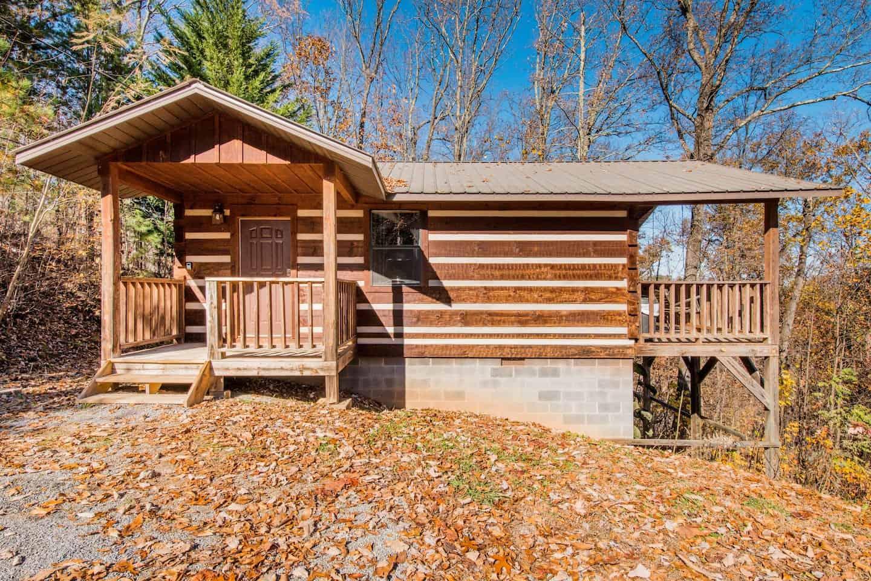 Image of cabin rental in US