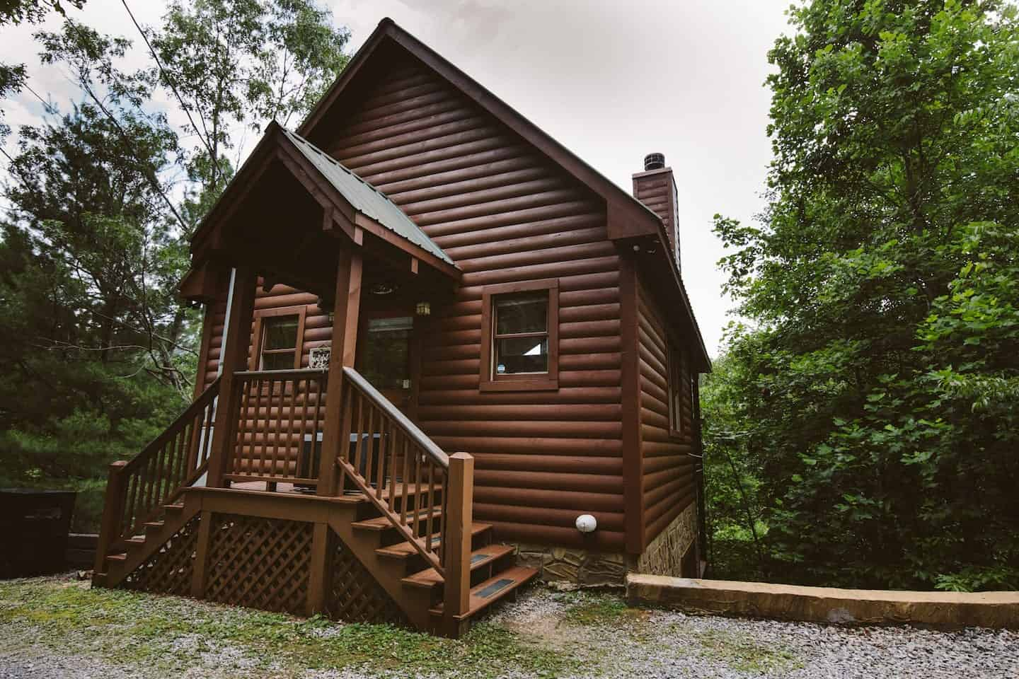 Image of cabin rental in Gatlinburg, Tennesee