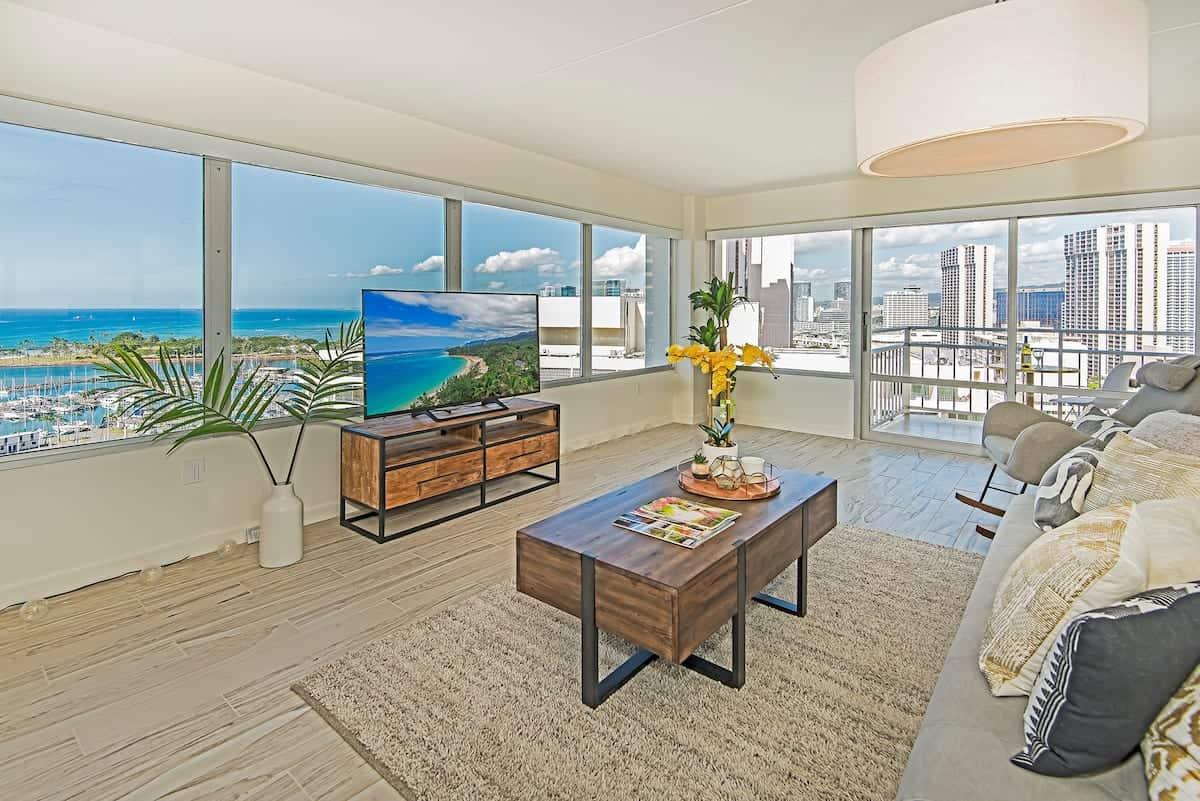 Image of Airbnb rental in Kaneohe, Hawaii
