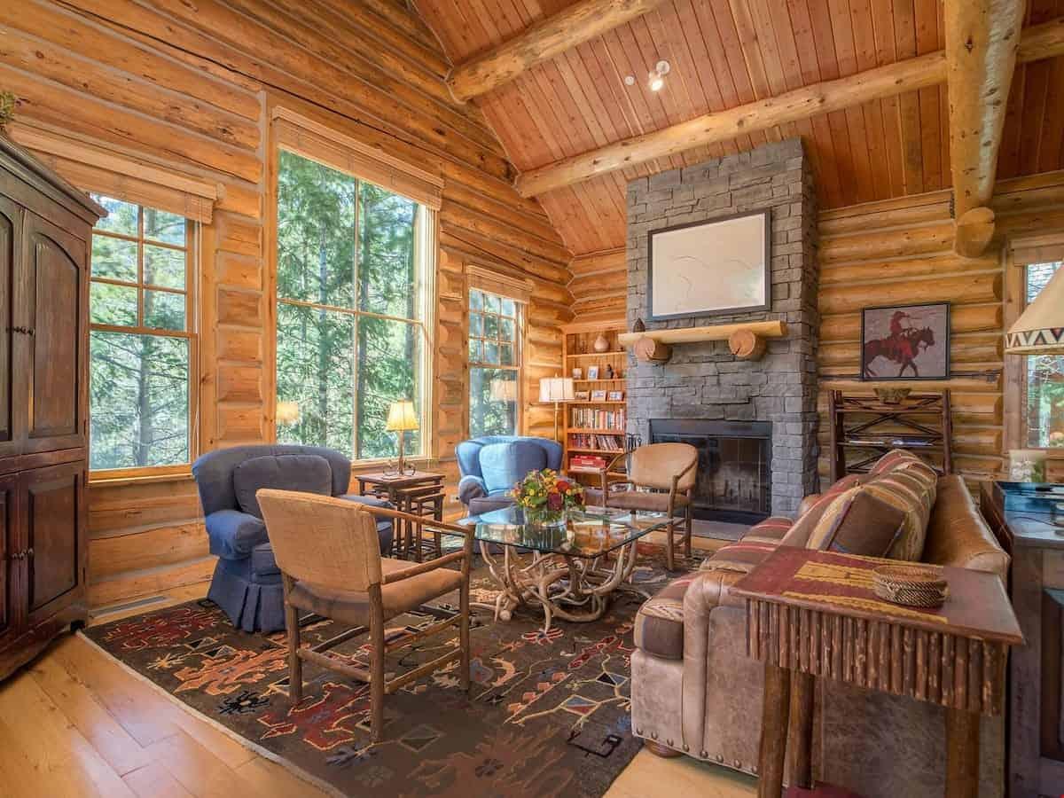 Image of Airbnb rental in Grand Teton, Wyoming