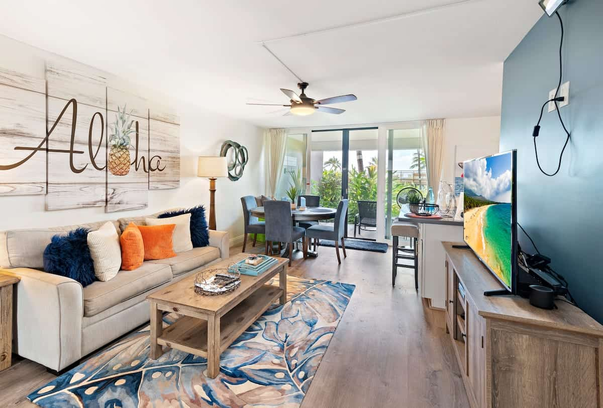 Image of Airbnb rental in Lahaina