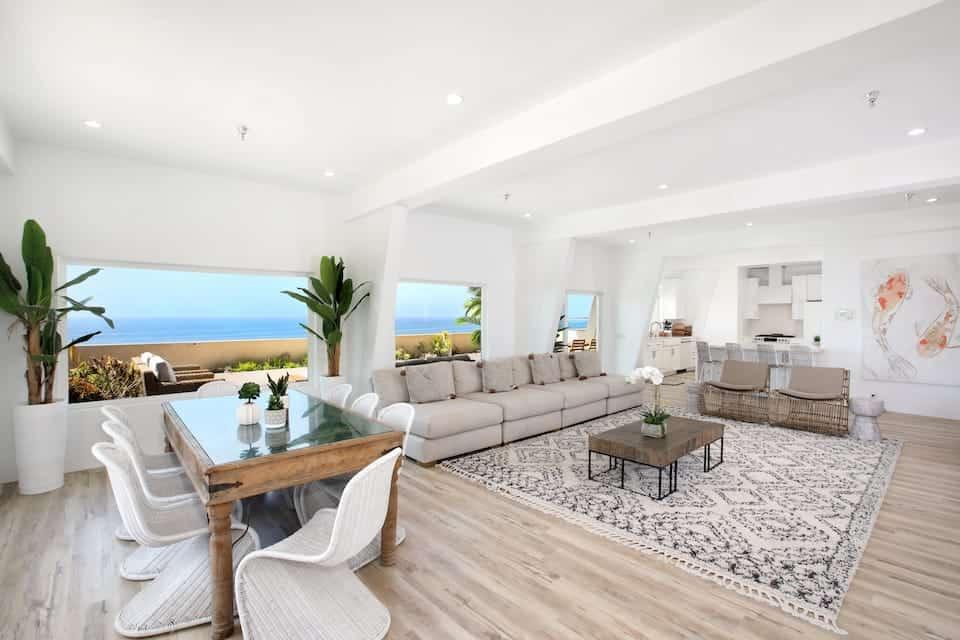 Image of Airbnb rental in Malibu, California