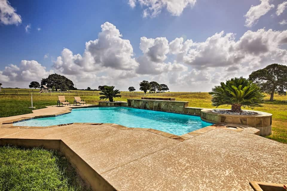 Image of Airbnb rental in Wimberley, Texas