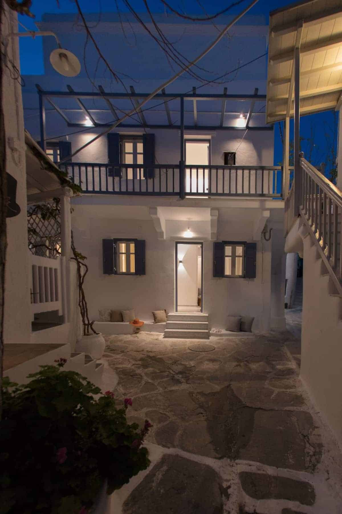 Image of Airbnb rental in Mykonos, Greece