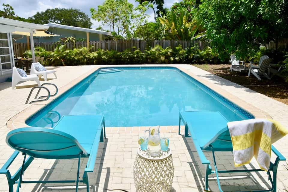 Image of Airbnb rental in Pompano Beach, Florida
