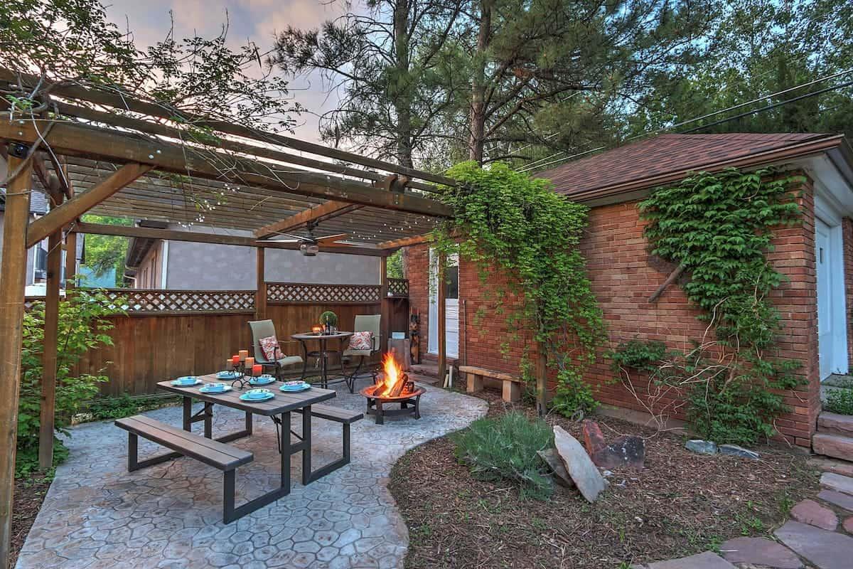 Image of Airbnb rental in Glenwood Springs, Colorado