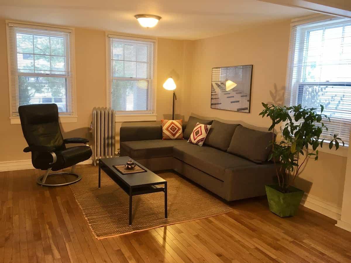 Image of Airbnb rental in Ann Arbor, Michigan