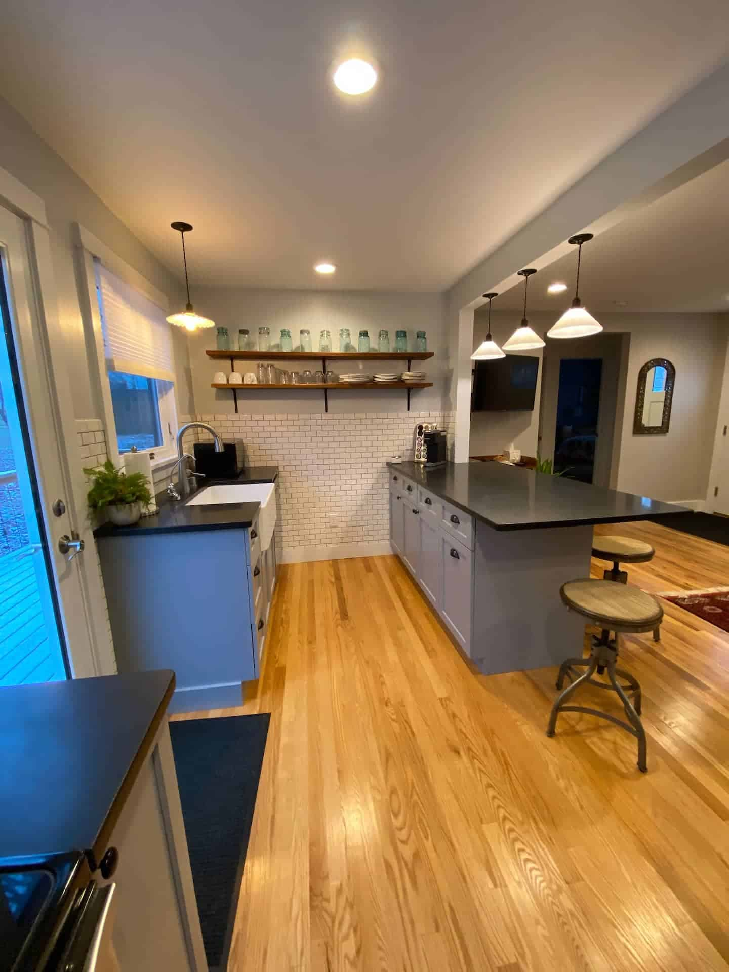 Image of Airbnb rental in Ithaca, New York