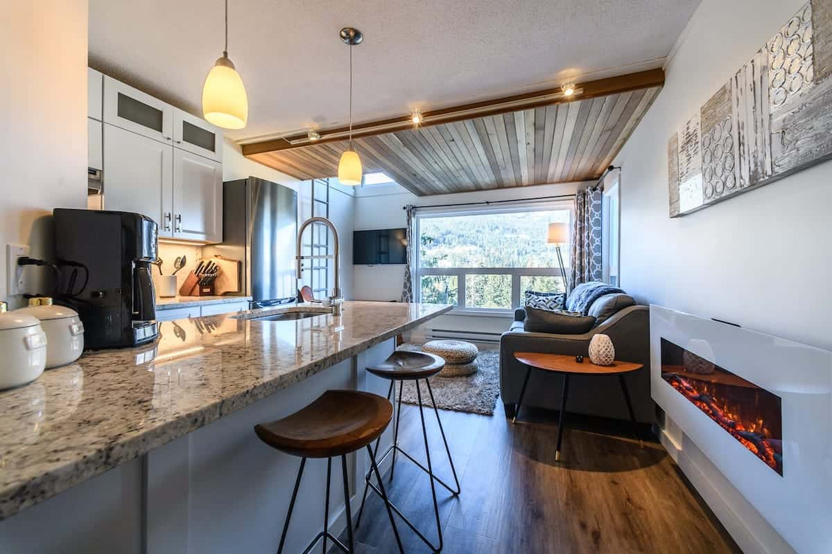 Image of Airbnb rental in Whistler, British Columbia