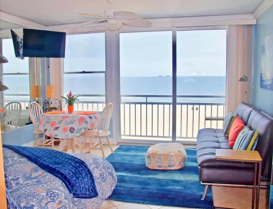 Image of beachfront rental in Virginia