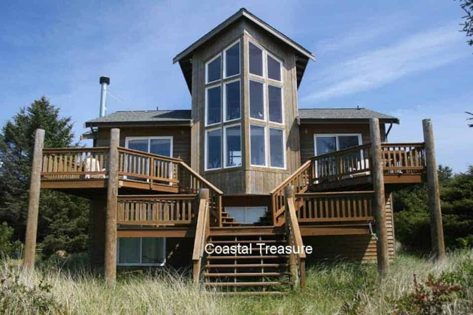 Image of beachfront rental in Washington