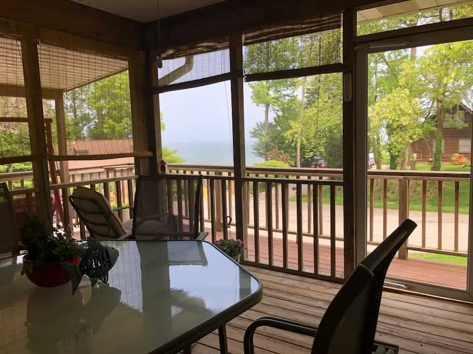 Image of beachfront rental in Maryland