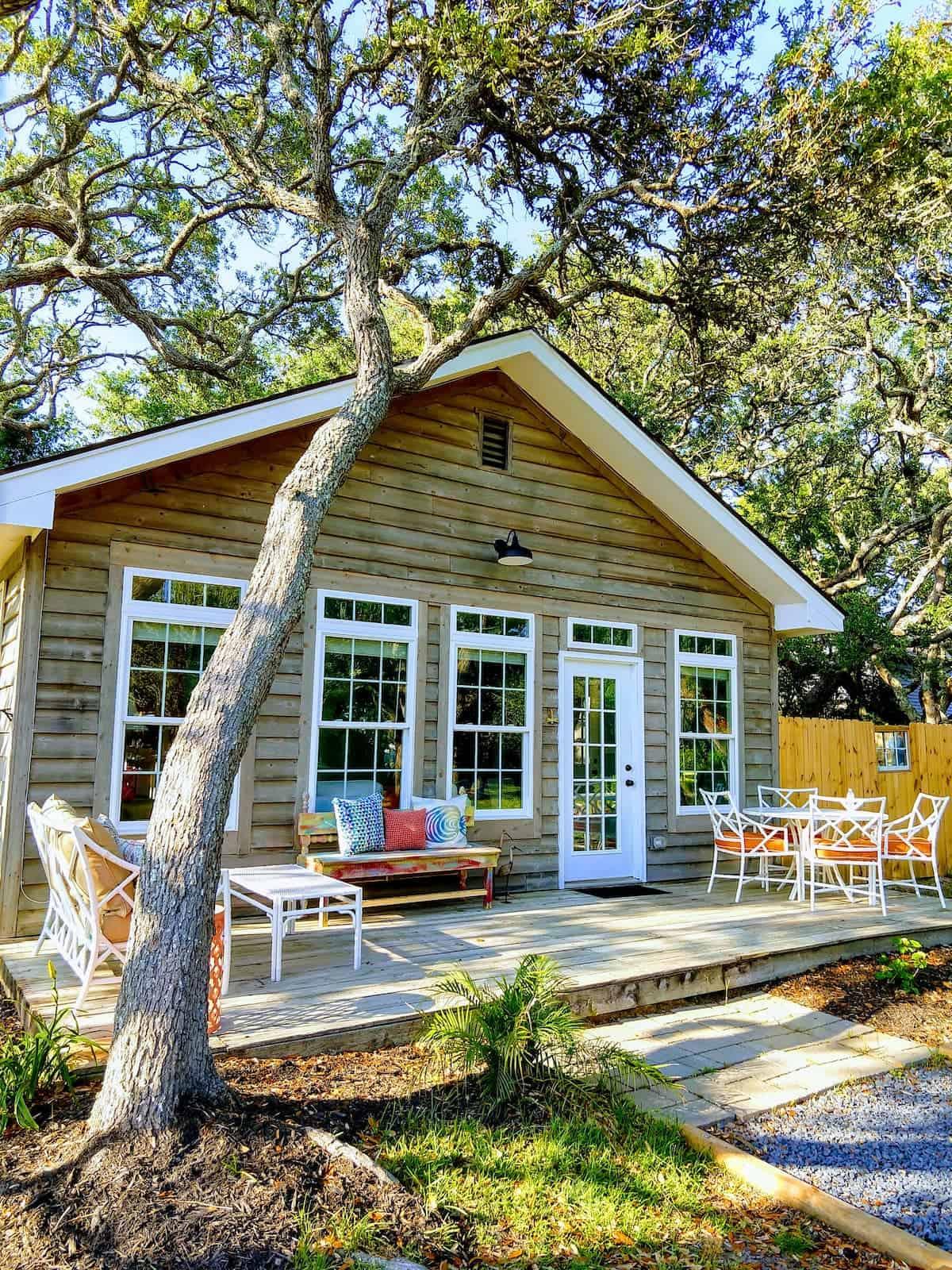 Image of beachfront rental in North Carolina
