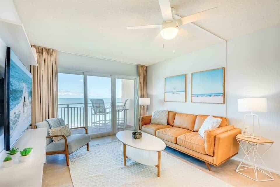 Image of beachfront rental in Michigan