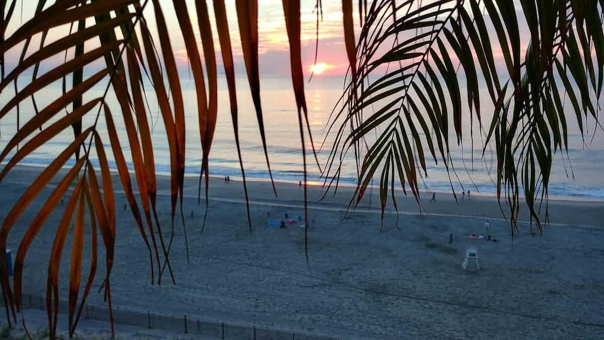 Image of beachfront rental in Delaware